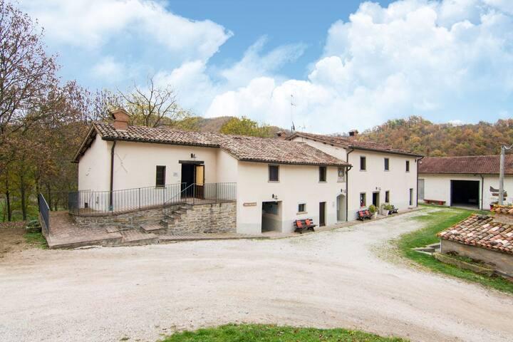 Acogedor apartamento en Borgo Pace