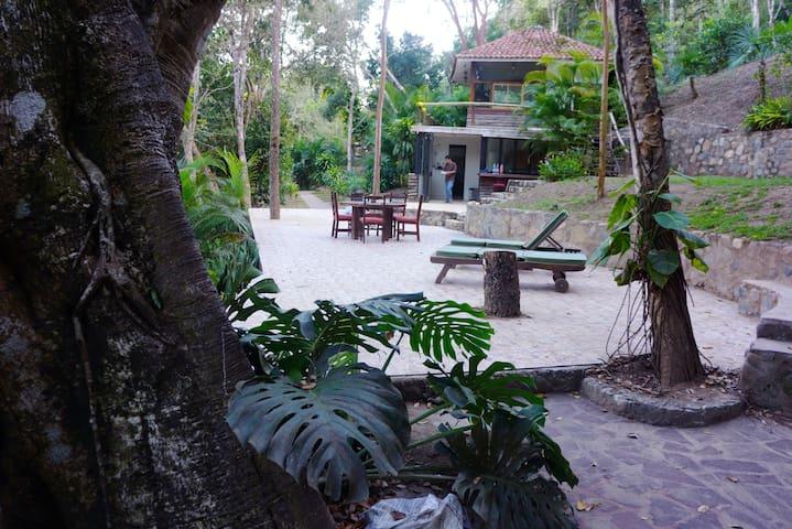 Casa del Rio - Boca de Tomatlan - House