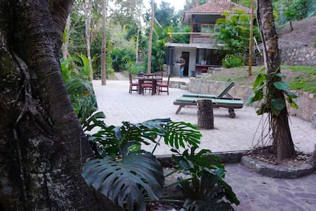 Casa del Rio - Boca de Tomatlan - Casa