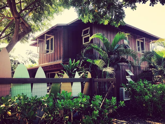 The Megan Love in Hawaii House - Kailua-Kona - Bed & Breakfast