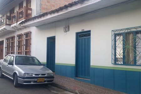 Apartamento Independiente de 1 alcoba wifi, tv, - Jardín - 公寓