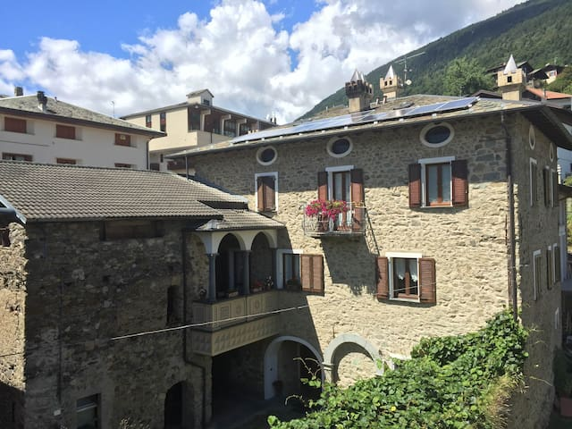 B&B Casa Taralin- Camera delle Rose