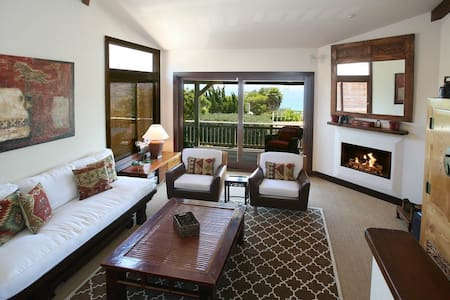 Seaside Summerland Home - Ocean Island Views - Summerland - Talo