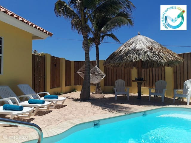 Vacationhouse Bon Bini, centrally located.