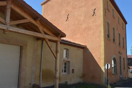 La Brenatière - Brenat - Departamento