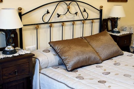 Alojamiento de turismo rural cerca del mar . - Bueu - Bed & Breakfast
