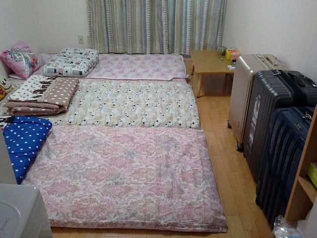 日本東京小岩温馨単間 - 東京小岩 - Bed & Breakfast