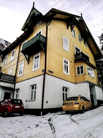 Apartament w Iwoniczu Zdroju
