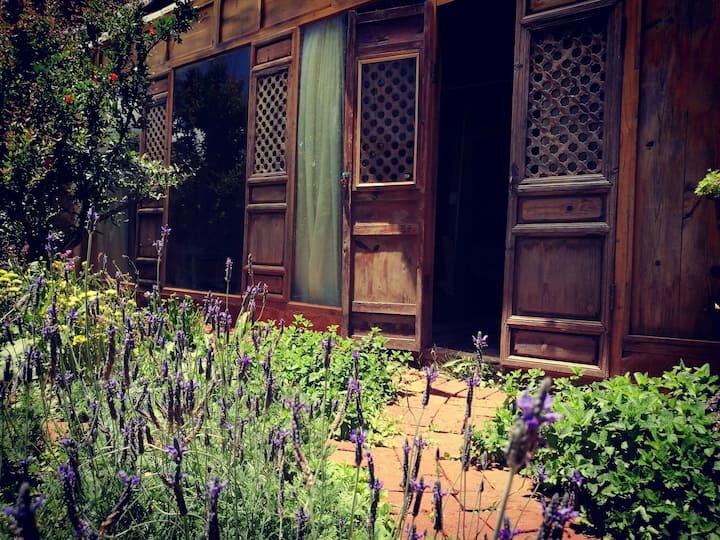 老门窗花的穿越,今生来世的记忆。(106房)