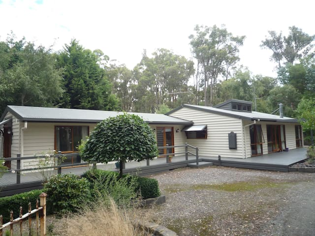 Duck Tree Lodge - a beautiful bush lodging