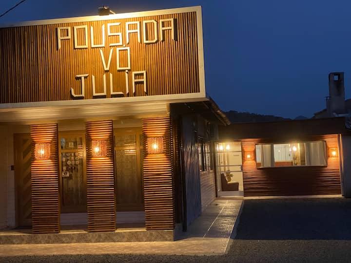 Pousada Vó Julia - Urubici/SC