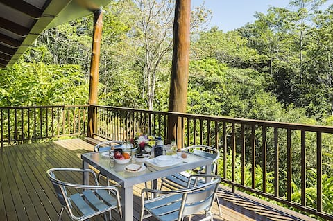Private Two Bedroom Villa in the Rainforest