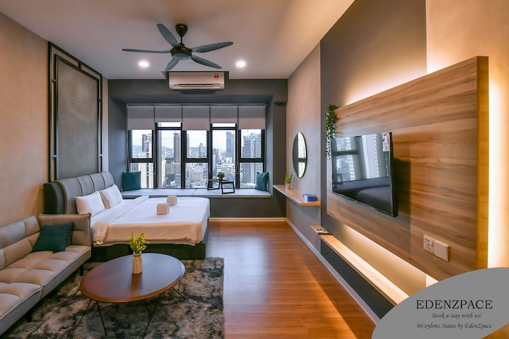 Business Suite★Netflix★Bukit Bintang★Infinity Pool