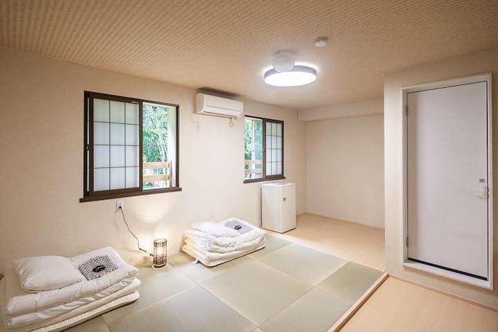 Bself Fuji Onsen Villa Double Room