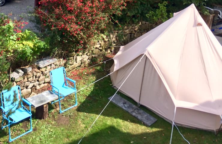 The Bell Tent - St. Ives - Cornwall - Apartment