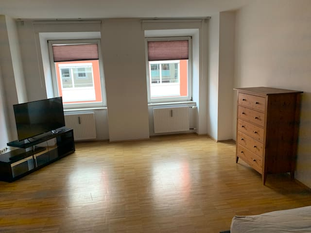 25qm room in the Center of Munich, Maxvorstadt