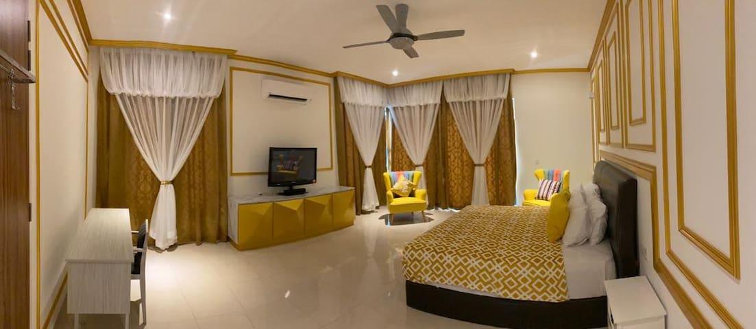 STAY @ Kampung, Marina Island Pangkor Lumut