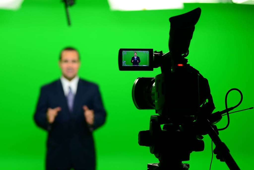 Professional studio directors producing our network of unique shows and videos.
