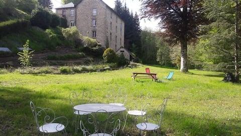 Moulin Nature Parc Rivière