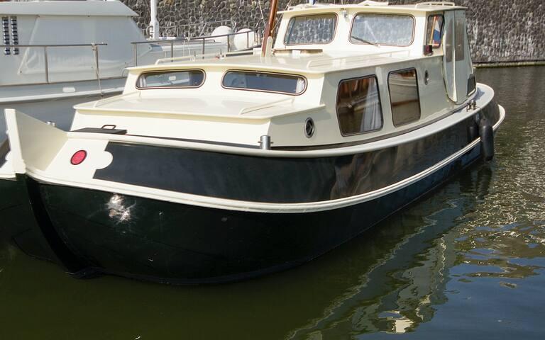 """Houseboat """"Jordaan"""" Amsterdam"""