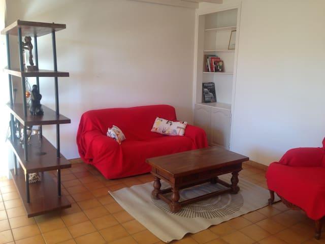 Gîte 2 chambres près de Blaye - Saint-Androny - Huis