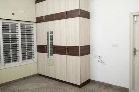 Beautiful bedroom available in a lovely 2 BHK - Bangalore