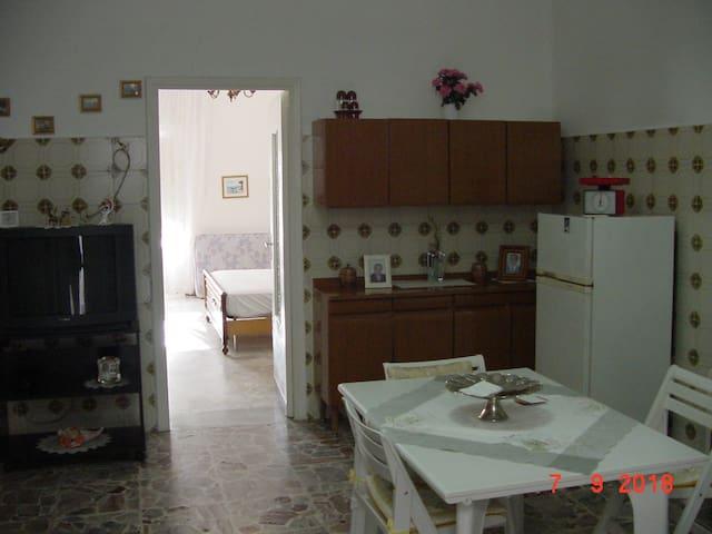 """Casa in affitto di """"Pasquale e Teresa"""""""