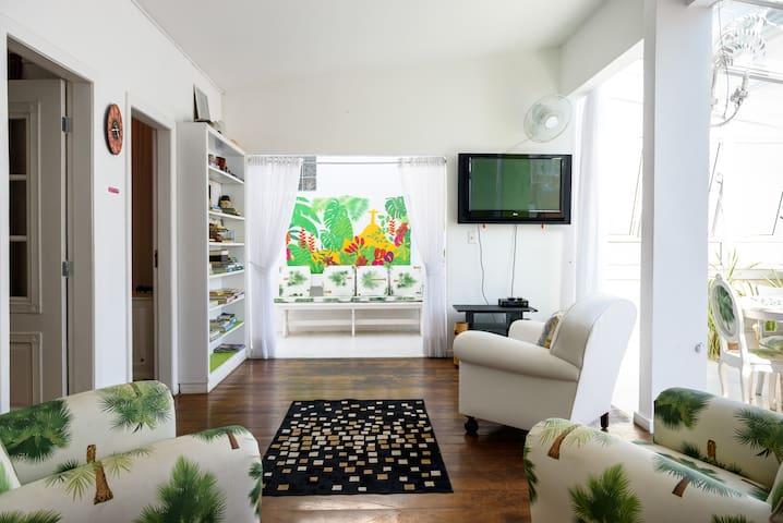 Cobertura Iluminada Corcovado - Rio de Janeiro - Appartement