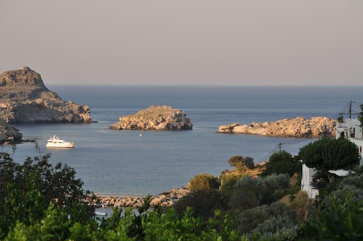 Dazzling Ocean Views - Rhodes - Villa
