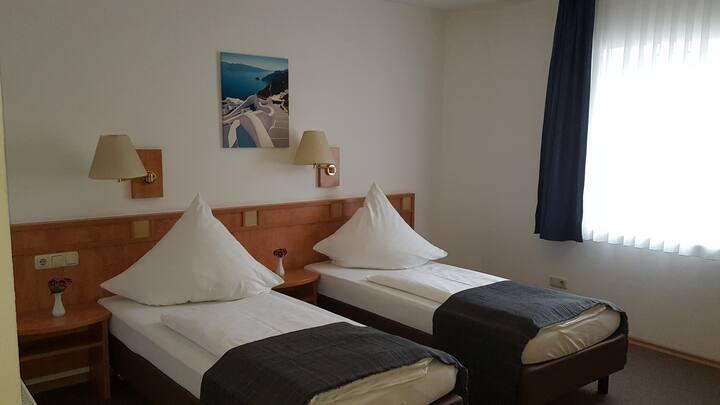 Doppelzimmer im Hotel Moosburger Hof(6)