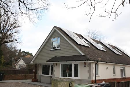 Luxury Ferndown Holiday Home - Ferndown - Chalet