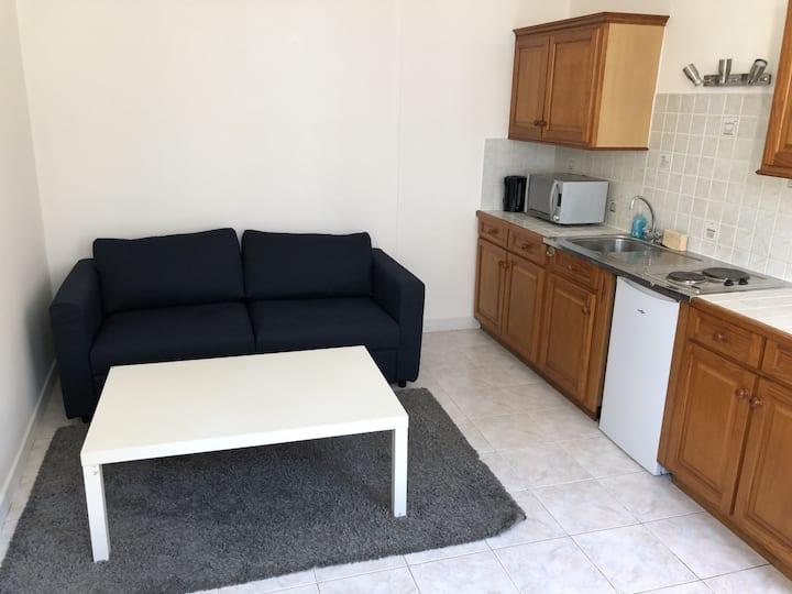 Appartement Fontainebleau 21m2