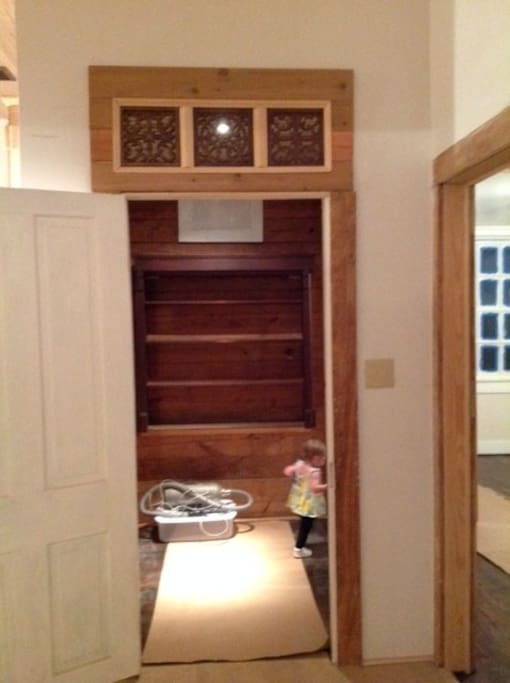 Walk In Closet Access on both sides.