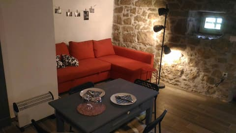 home in greenery, Istrian cottage house