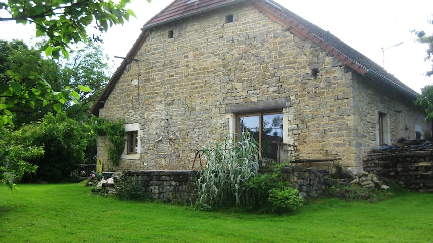 Maison nature de village - Abergement-le-Petit - Dom