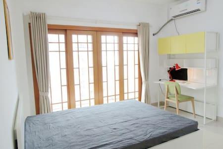 舒适一居室,简单装修,可住三个人 - Qingyuan - Apartmen