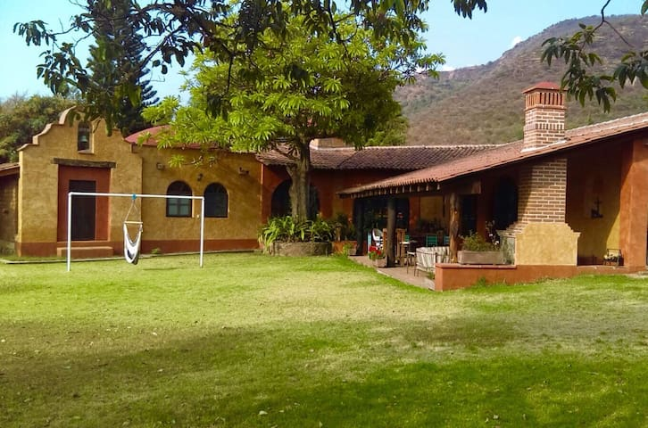 Quinta Laguardia - Malinalco - Hus