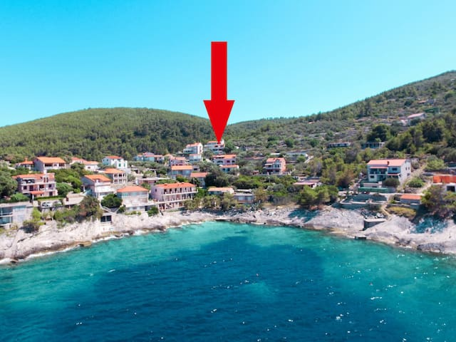 Holiday Apartment Jure for 5 persons / Isle of Korcula
