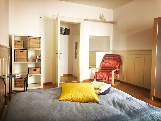Cosy double room at the very heart of Zurich!