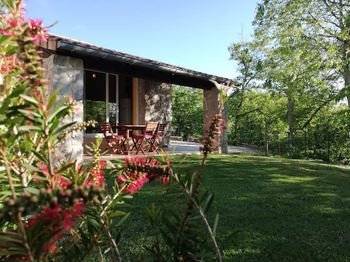 Gîte Ardèche, Petite Villa (Domaine La Barnerie)