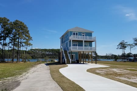 Boating Family Paradise in Beaufort - Beaufort - Haus