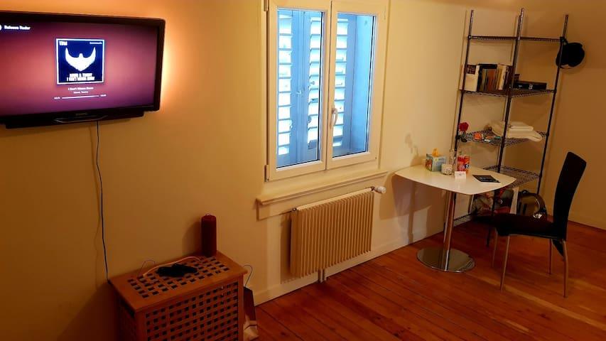 Gemütliches Zimmer auf eigener Etage