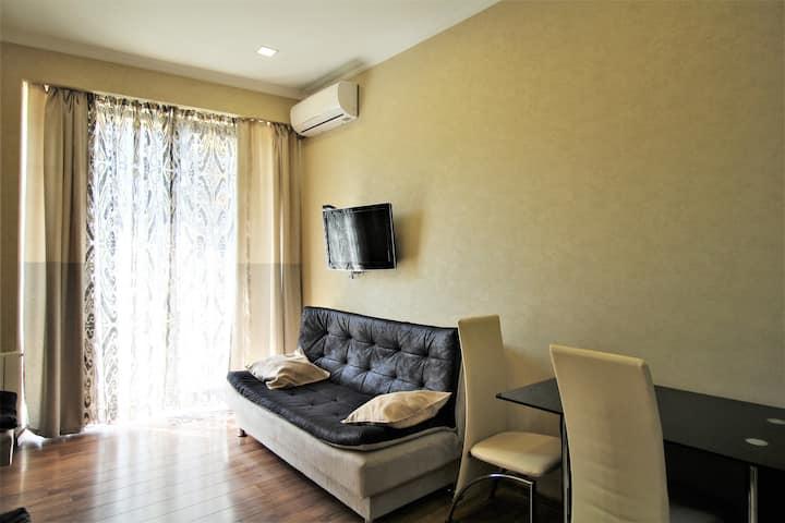 Studio apartment in the center of Tbilisi