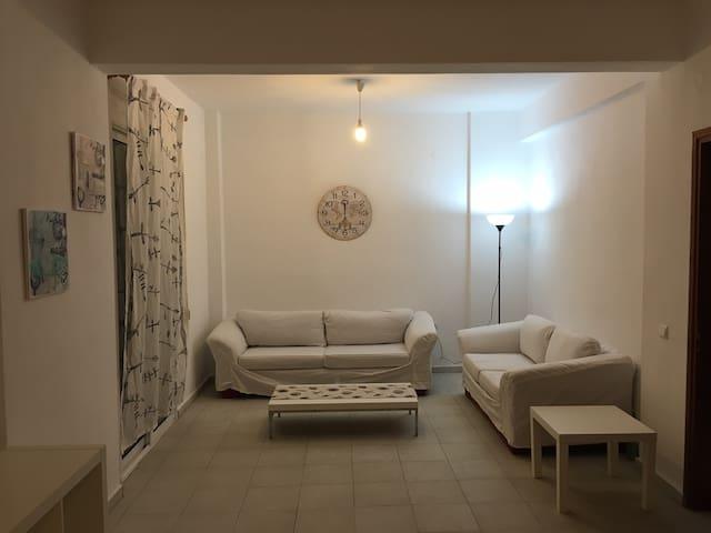 SEASIDE BEACH APARTMENT - Nea Skioni - Apartament