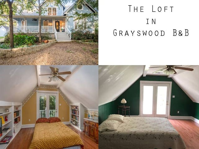 The Loft in Grayswood B & B