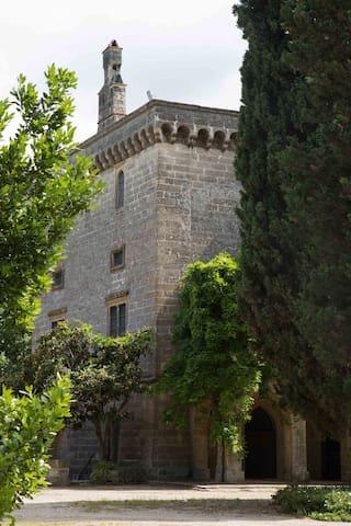 Villa Neviera - Antica Torre nel Salento - Cellino San Marco - Castelo