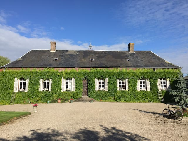 Maison de ma tre en baie de somme houses for rent in for Baie de somme location maison