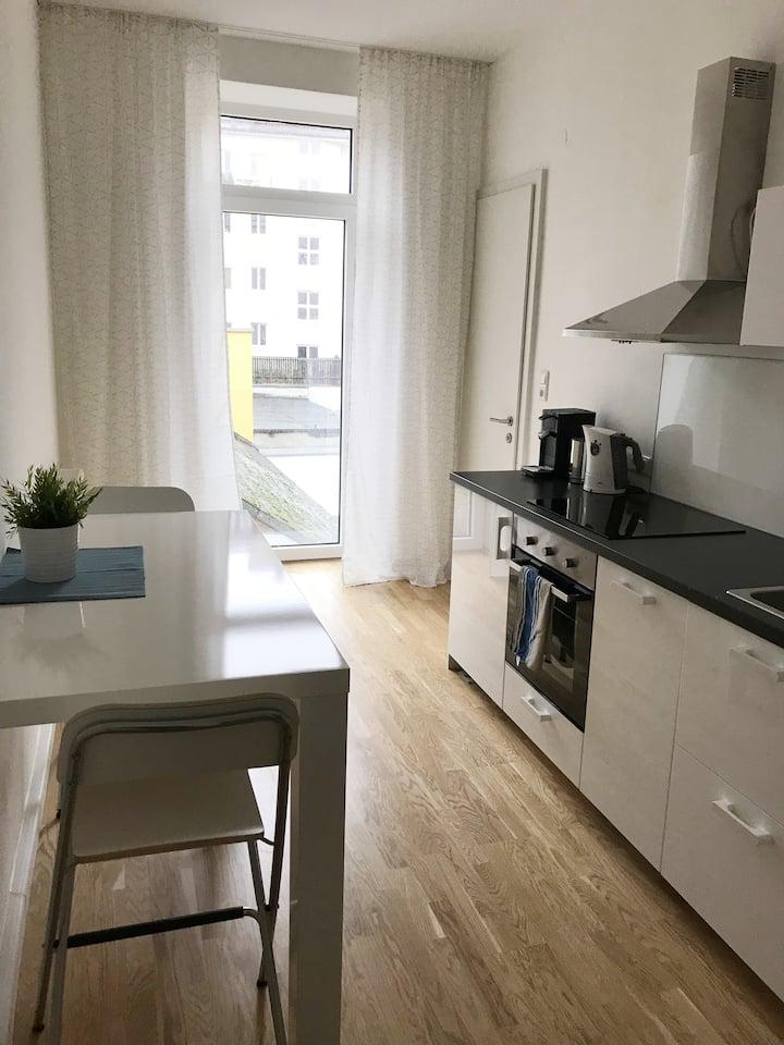 Linzer Apartment für beruflich und privat