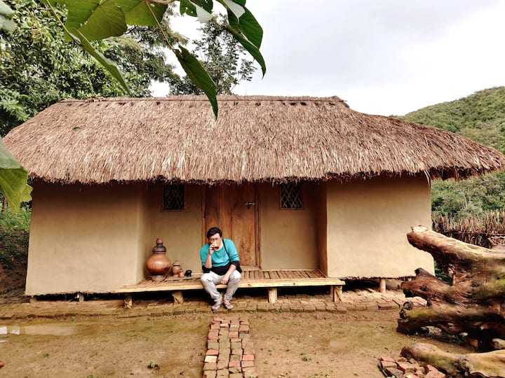 RipTrip Andro Community Tourism - Earthen Hut 1