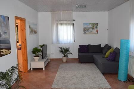 Schöne Wohnung im historischen Grenzgebiet